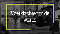 Voetklachten in de winter